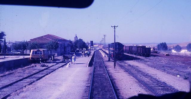 Ciudad Rodrigo, agosto de 1987