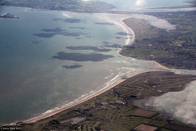 Nose of Howth, Ireland's Eye, Portmarnock Strand