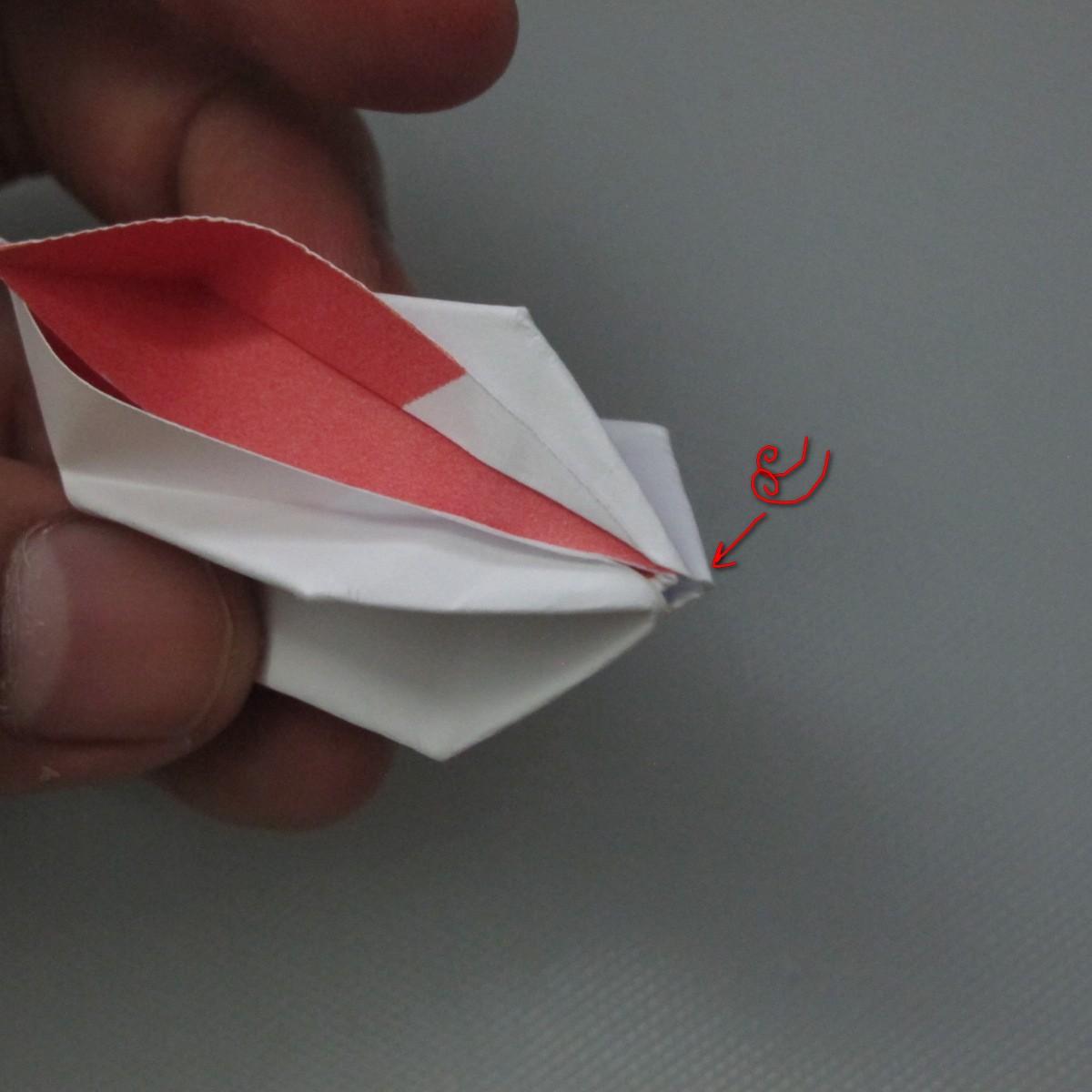 วิธีการพับกระดาษเป็นรูปกระต่าย 018