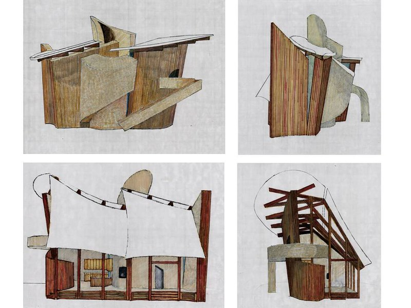 Architecture Student Portfolio - Science, Engineering and