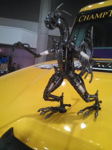 Dragon hood ornament 2 | by JRBooth