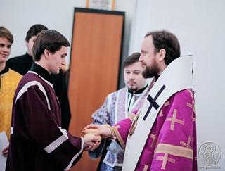 Литургия в Спасском соборе 600