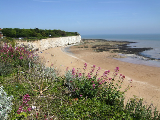 East Cliff, Broadstairs