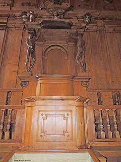 Bologna Archiginnasio - Teatro Anatomico