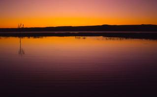 Early Morning at Lake Baringo, Rift Valley, Kenya