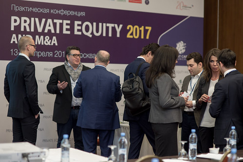 Участники конференции Private Equity and M&A 2017, Москва | by regentcapitalcommunications