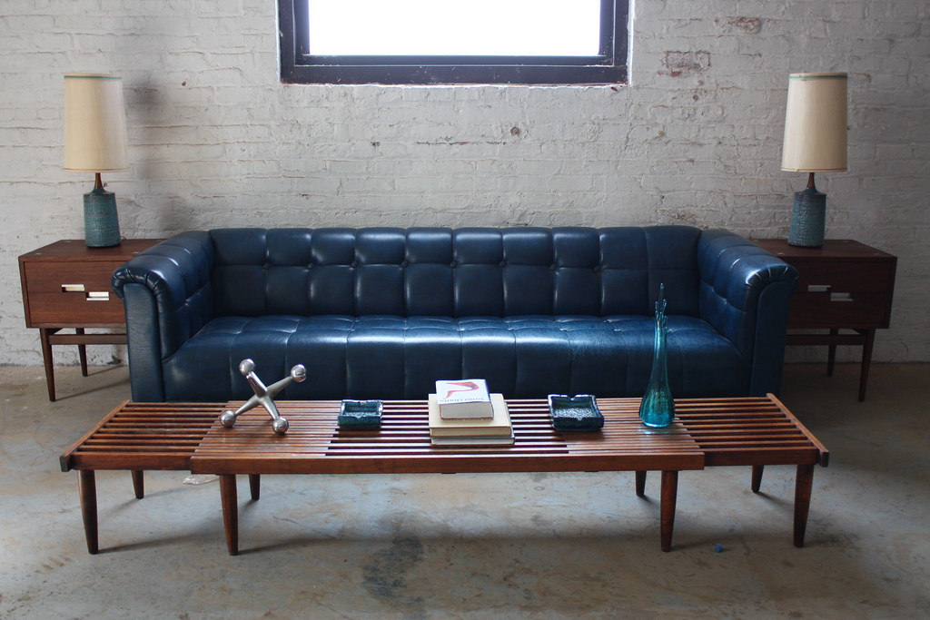 Excellent Electrifying Mid Century Modern Tufted Chesterfield Sofa Pabps2019 Chair Design Images Pabps2019Com