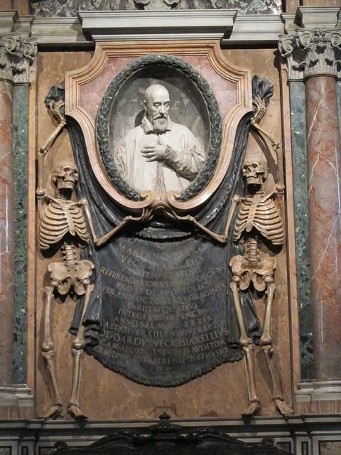 Wall tomb, San Pietro in Vincoli