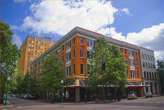 The Emporium Building -- 400 East Capitol Street Jackson (MS) May 2013 | by Ron Cogswell