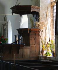 double decker pulpit