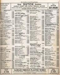 Gawler Telephone directory 1968 003