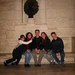 Family in NY Library