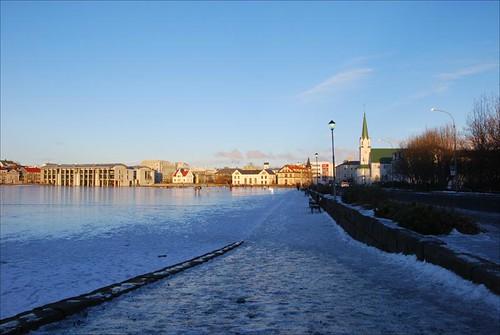 Au commencement - 1er Janvier 2014 à Reykjavik