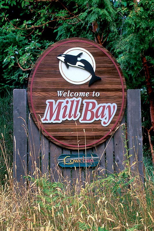 Mill Bay, Vancouver Island, British Columbia, Canada