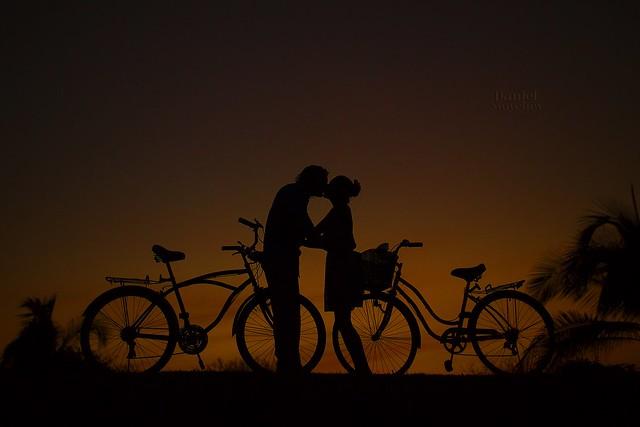 I bike you