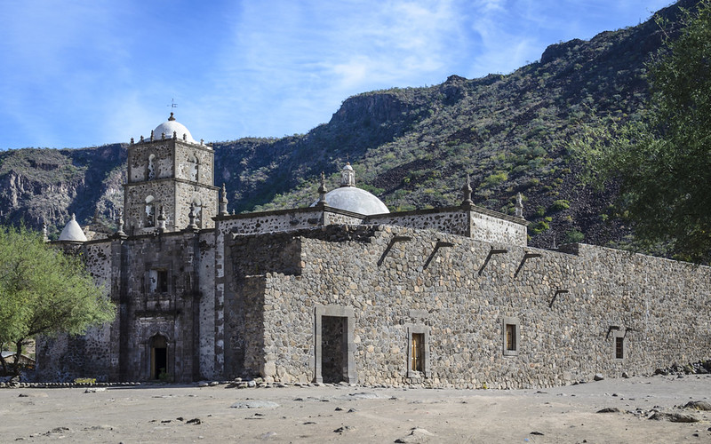 Loreto mountain Mission