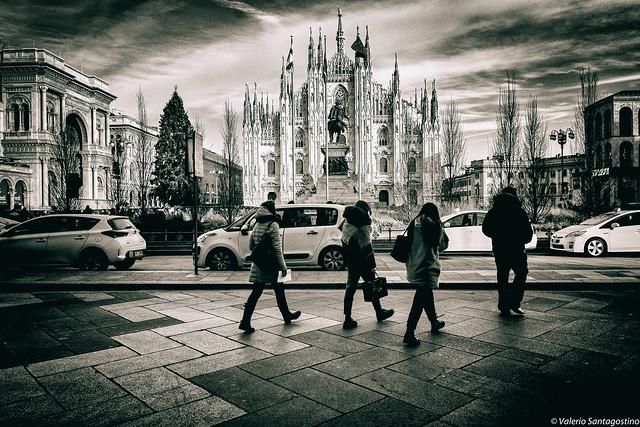 Milano e la sua gente