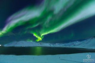 Grundarfjordur Northern Lights | by ScriS - www.scris.it