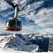 TITLIS Rotair, Gondel; TITLIS Rotair, Gondola, foto: © Engelberg-Titlis Tourismus AG