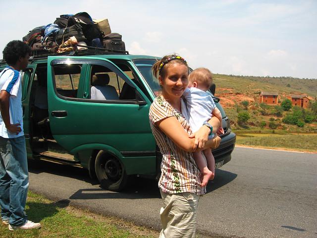 Transition to Madagascar134