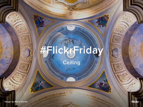 Flickr Friday - Ceiling