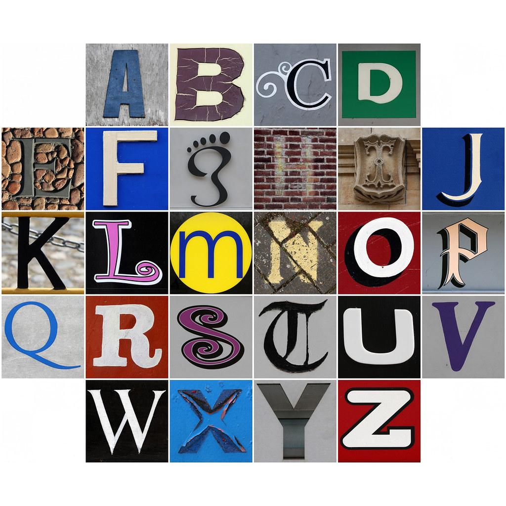 Alphabet 32