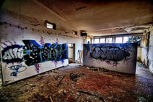 Infirmary | by Uros P.hotography