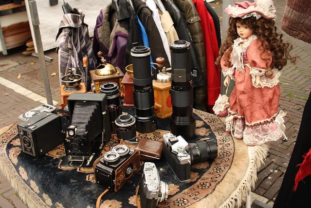 Flea Market - Antiques