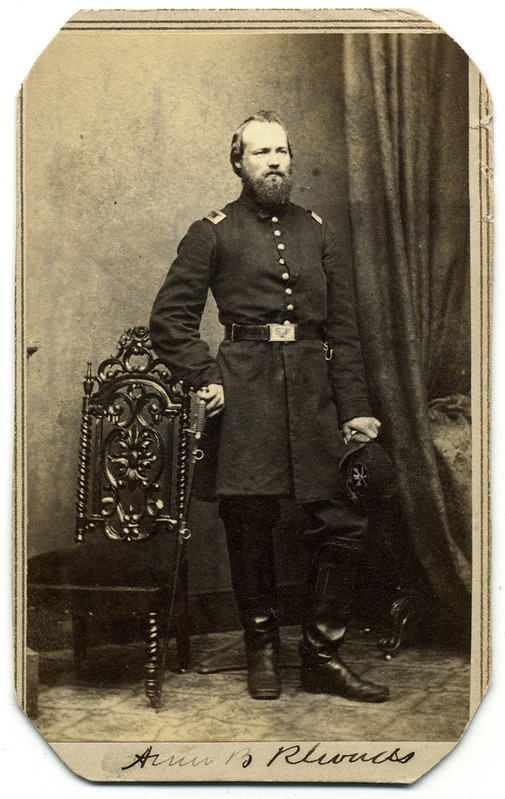 A Pennsylvania Cavalry Officer Killed in Tennessee