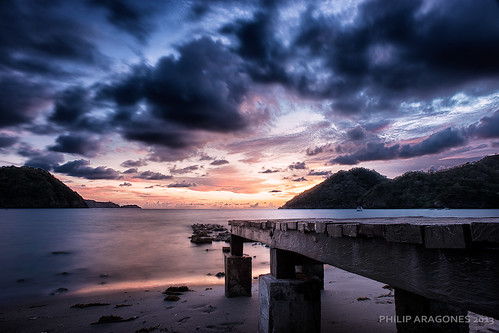 longexposure sunset beach nikon philippines batangas lanscape d600 picodeloro