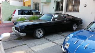 matador amx 360 1975. y dinalpin 1400 1969