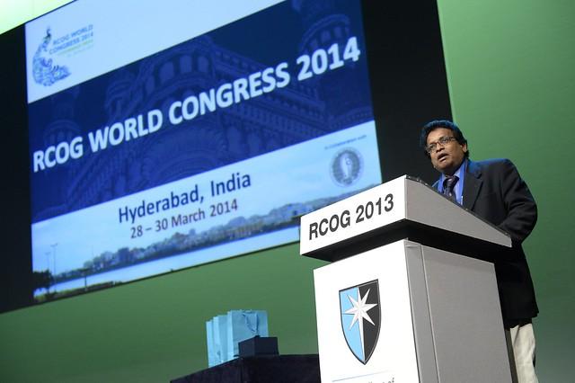 RCOG World Congress 2013