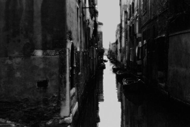 VENICE Dark Side - Between the Walls