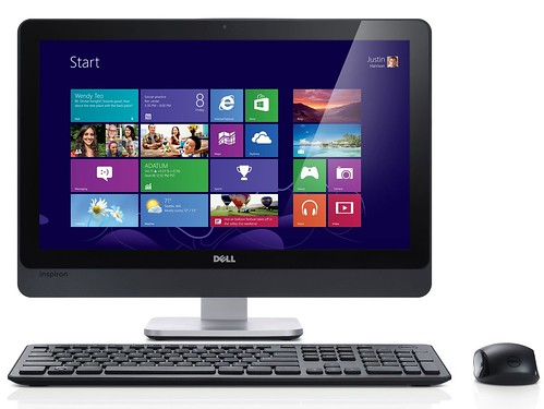 Dell Inspiron One 23 Touch AIO Desktop PC | by IntelFreePress