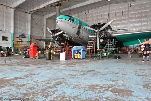 Buffalo Hangar | by Anson Chappell