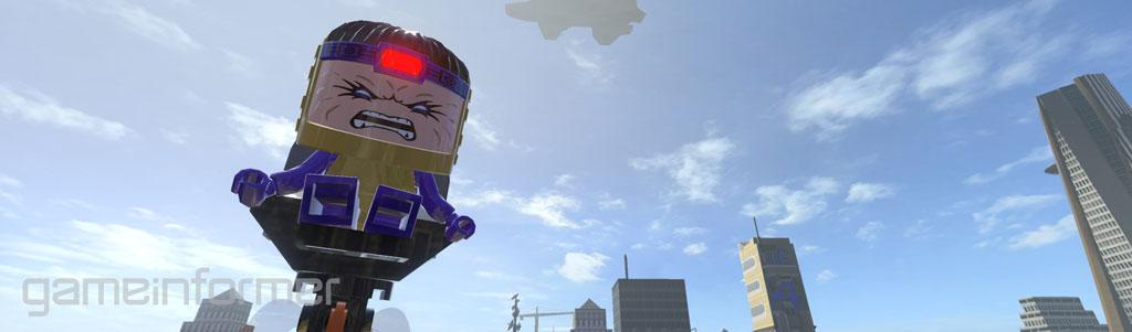 Lego MODOK