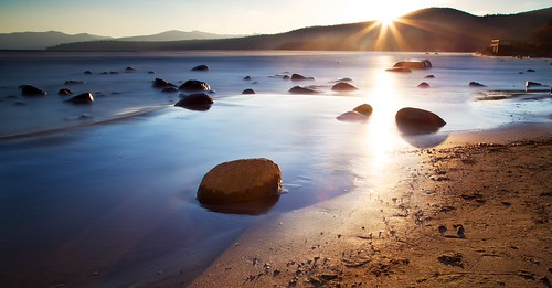california longexposure sunset water day laketahoe ndfilter canon6d