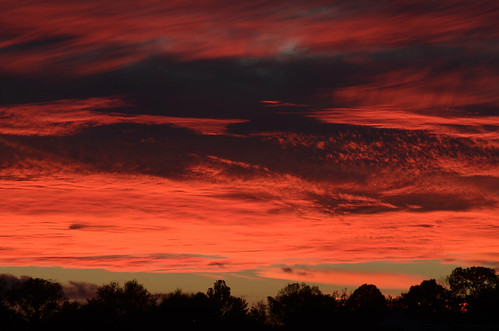 sunset red sky cloud color weather night evening skies nuvola sundown cloudy dusk cielo nuvem nube wolk twillight pilv