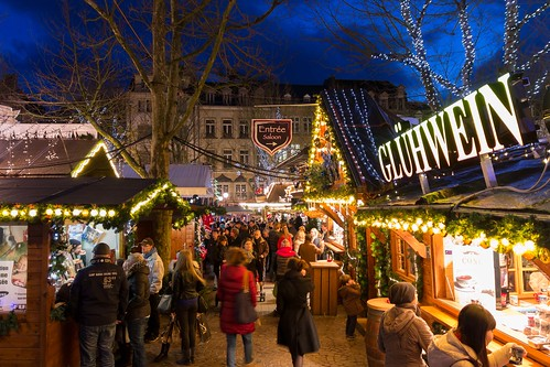 Christmas market Luxembourg | by Christian R. Hamacher