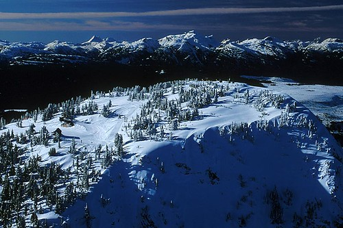 Mount Washington Alpine Ski Resort, Vancouver Island, British Columbia