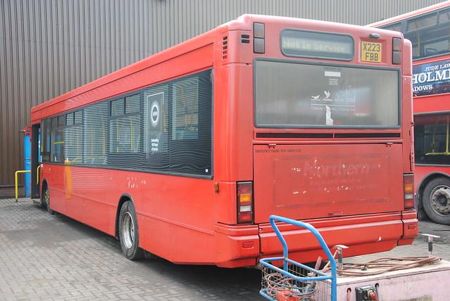 Ensignbus - X223FBB