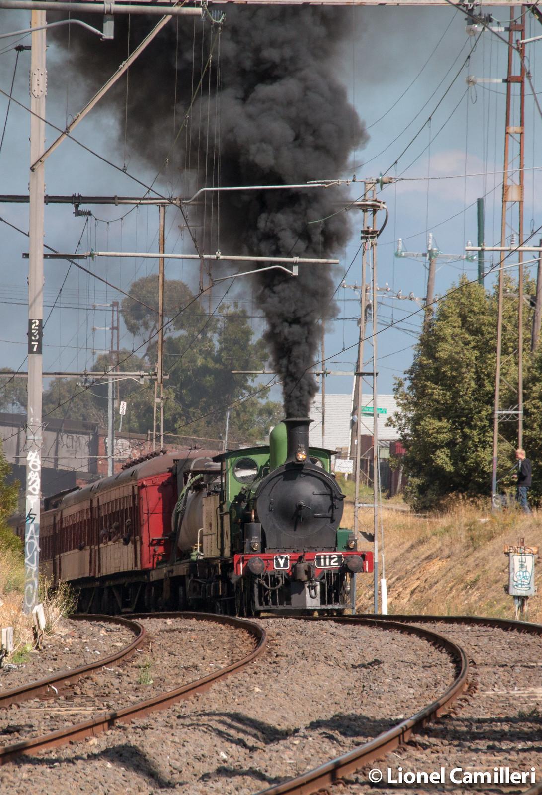 Some 'Merri' Smoke by LC501