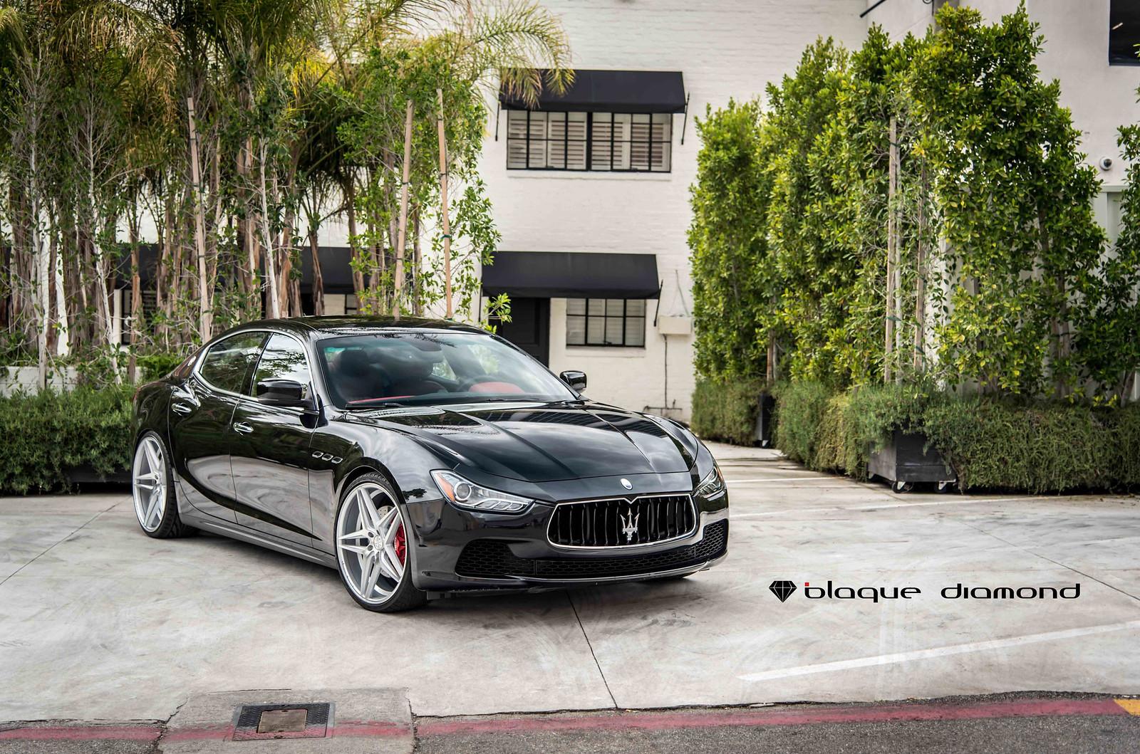 2016_Maserati_Ghibli_Black_BD8_20_Inch_Silver_Machine_Face-3