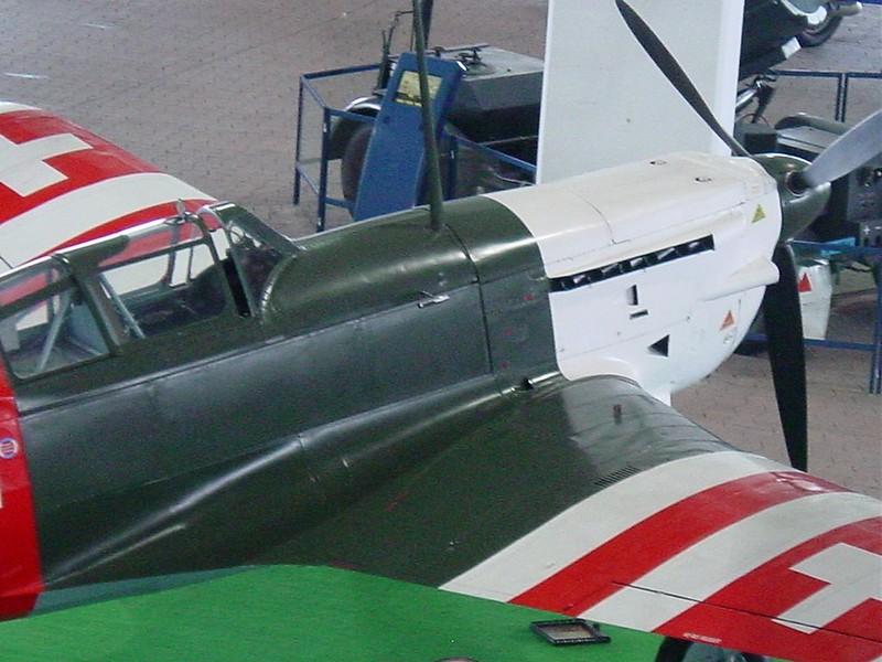 Morane-Saulnier MS.406 5