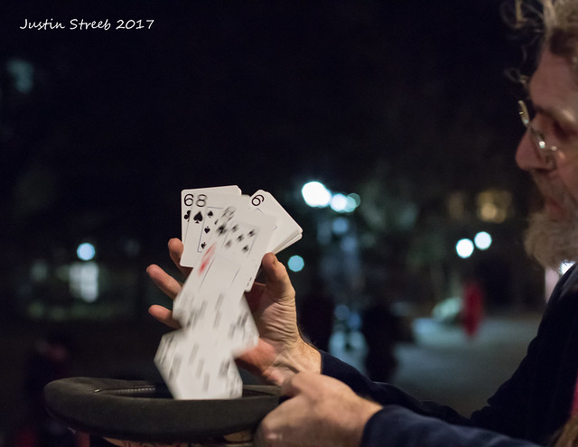 New Orleans Magician 2