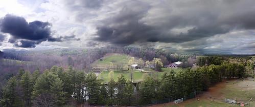 drone landscape landscapephotography dronephotography djiphantom4pro newengland massachusetts ashby
