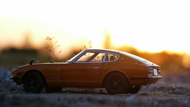 1:18 Autoart - Nissan Fairlady Z432