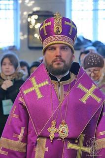 Литургия в Покровском соборе 177