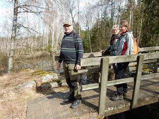Vandring vid Alvesta/Mellansjön | by växjövandrarklubb