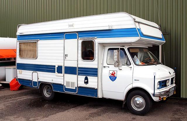 Bedford Camper